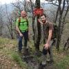 Planinarenje - Oštrc i Japetić 6.4.2014.